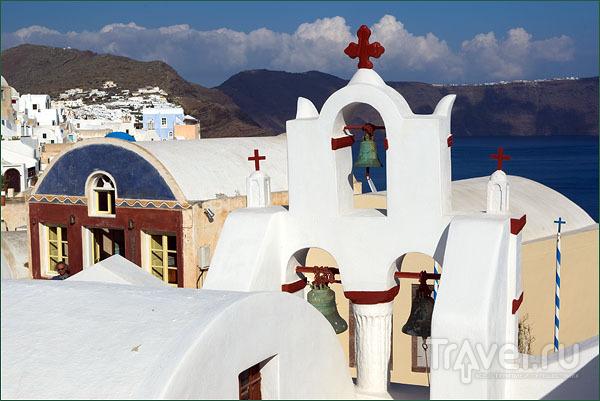 Церкви в Ие / Фото из Греции