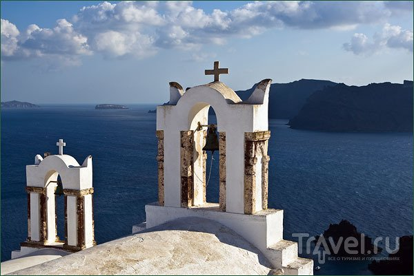 Часовня в Ие / Фото из Греции