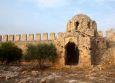 Византийская церковь, Ич-Кале / Турция