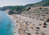 Пляж Ulaş / Турция