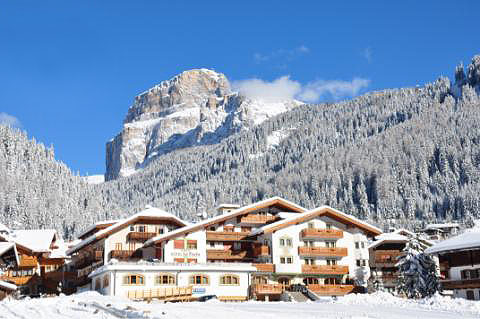 Hotel Alle Alpi, Моэна