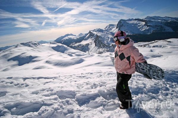 На беговых лыжах по Валь-ди-