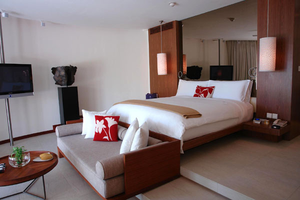 Номер в отеле на острове Фесду / Фото с Мальдив