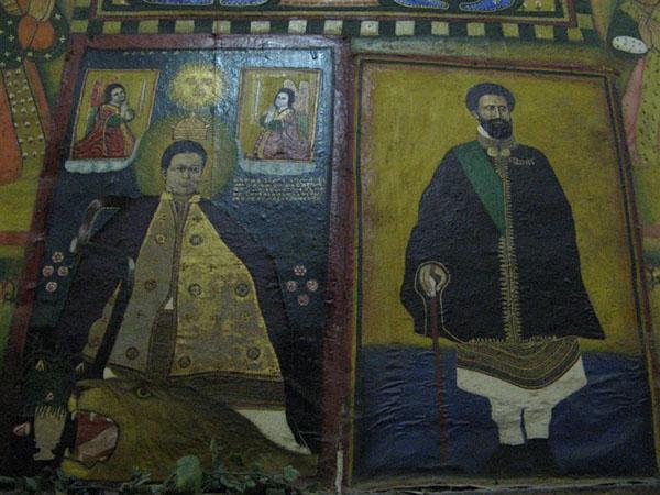 На горе Интото, Эфиопия / Фото из Эфиопии
