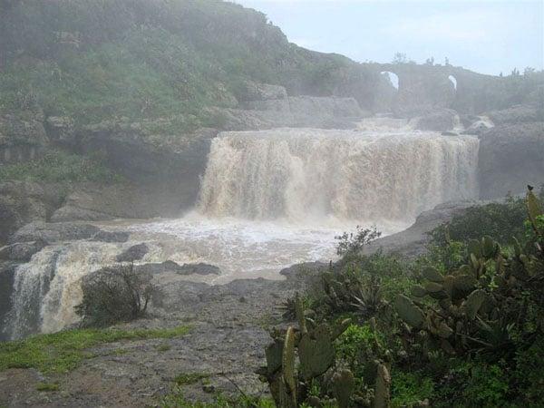 Водопад, Эфиопия / Фото из Эфиопии