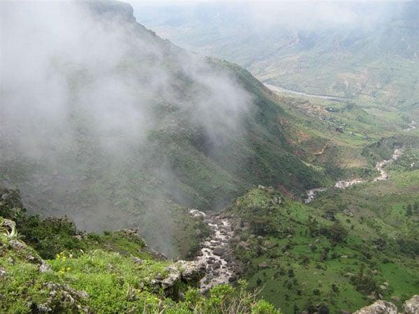 Пейзажи Эфиопии / Фото из Эфиопии