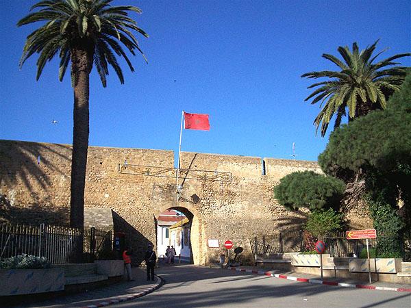 Стены Старого города, Асила / Фото из Марокко
