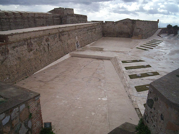 Цитадель Сеуты / Фото из Марокко