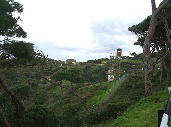 Граница между Испанией и Марокко / Фото из Марокко