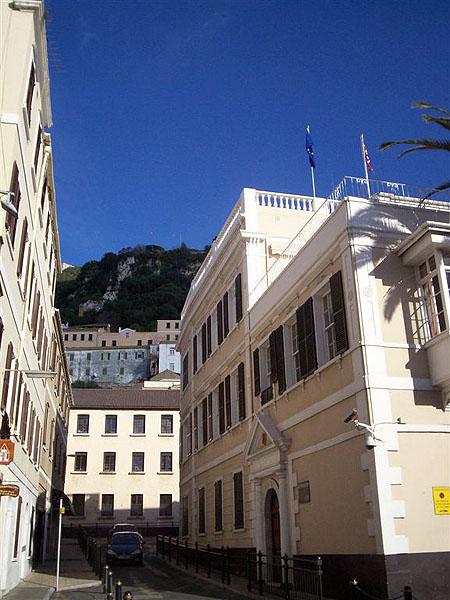 Изящные улицы Гибралтара / Фото из Марокко