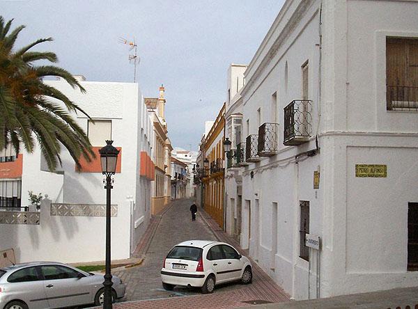 Тарифа, Испания / Фото из Марокко