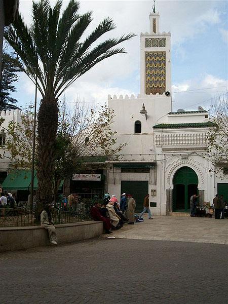 В старой части города, Тетуан / Фото из Марокко