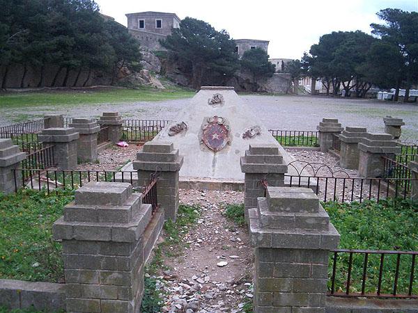 В старинной испанской крепости, Тетуан / Фото из Марокко