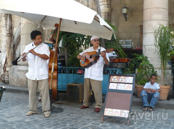 Кафедральная площадь / Фото с Кубы
