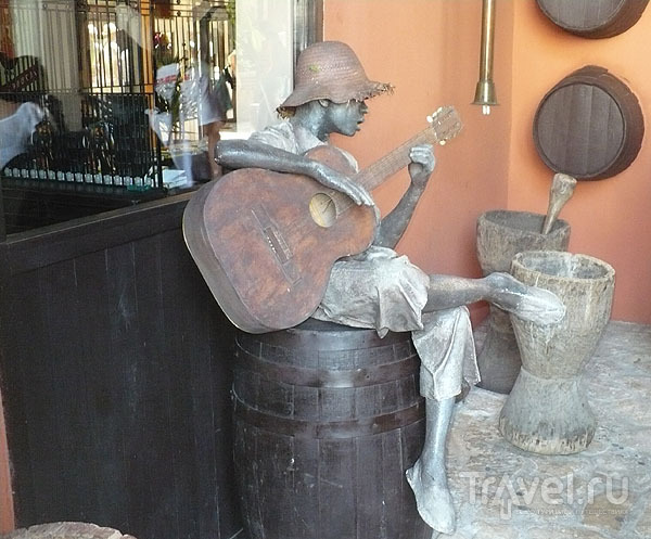Музей рома / Фото с Кубы