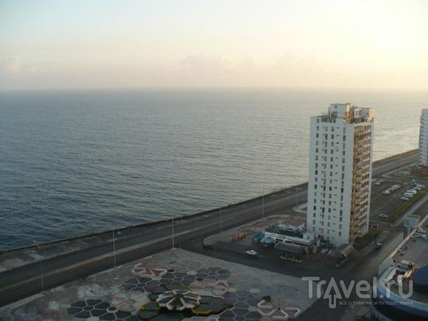 Гаванский рассвет / Фото с Кубы