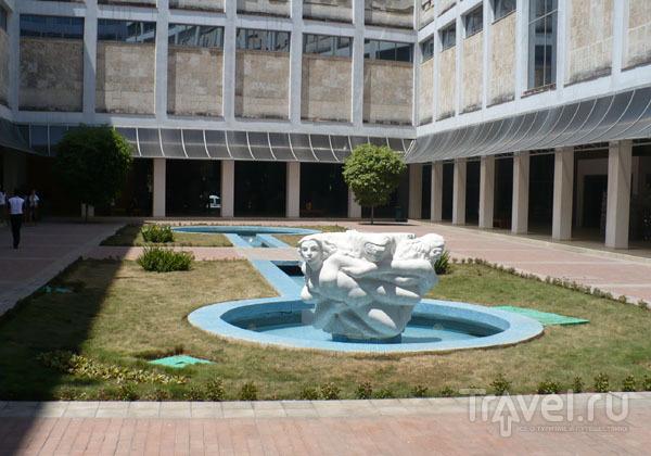 Дворец изящных искусств / Фото с Кубы