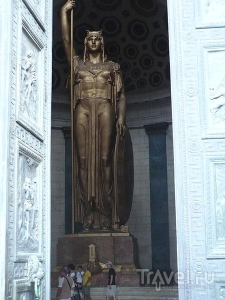 Статуя Республики / Фото с Кубы