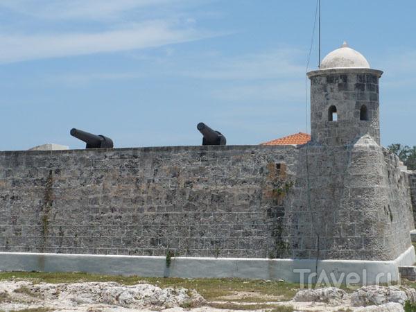 Кастильо-де-ла-Пунта / Фото с Кубы