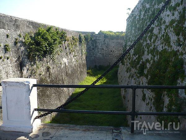 Кастильо-де-ла-Реал-Фуэрса / Фото с Кубы