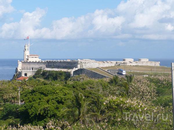 Кастильо-де-Лос-Трес-Рейс-Сантос-дель-Морро / Фото с Кубы