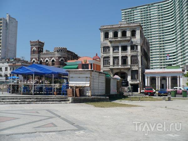 Центральный Малекон / Фото с Кубы