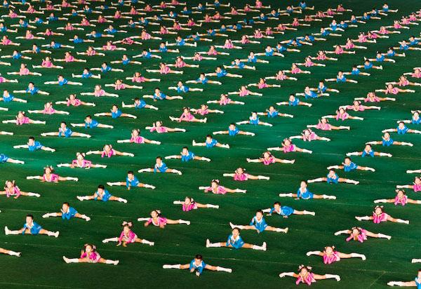 Северокорейские дети – будущее страны / Фото из Северной Кореи