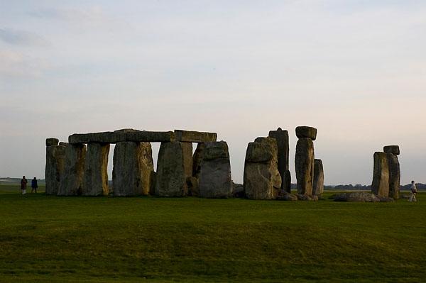 Стоунхендж - культовое сооружение в Великобритании / Фото из Великобритании