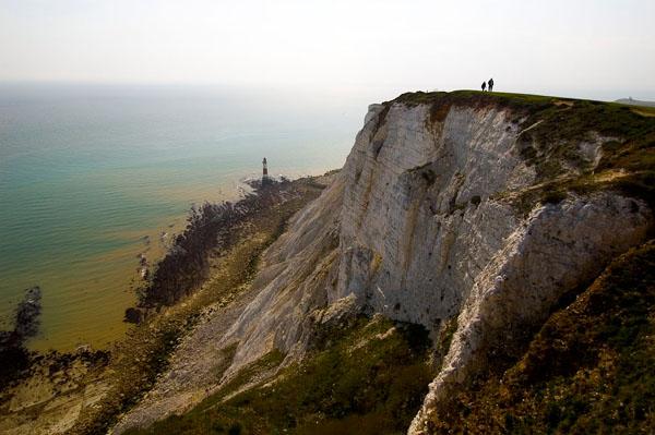 Мыс Бичи-Хед на берегу Ла-Манша / Фото из Великобритании