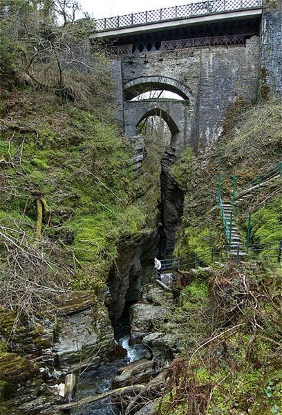 Мост Дьявола в Уэльсе / Фото из Великобритании