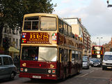 туристический автобус / Великобритания