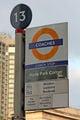 коуч - междугородний автобус / Великобритания