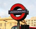 тьюб - метро / Великобритания