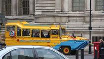 автобус-утка / Великобритания