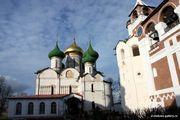 Спасо-Преображенский собор и звонница / Россия