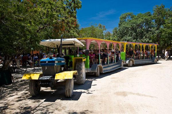 Поездка к городу майя - Тулуму / Фото из Мексики