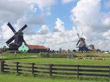 Zaanse Schans - настоящая голландская деревня / Нидерланды