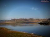 утренний Цагаан Нуур / Монголия