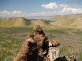 туры из лавовых камней / Монголия