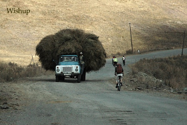 Армянские дороги / Фото из Армении