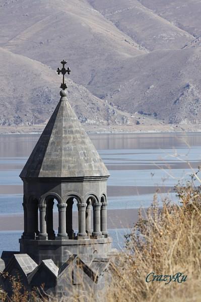Севанский монастырь, Армения / Фото из Армении