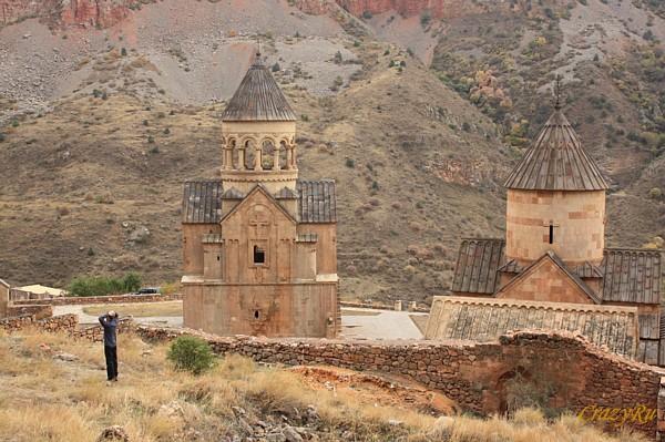Монастырь Нораванк, Армения / Фото из Армении