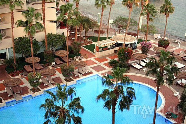 Гостиница Le Meridian 5*, Эйлат / Фото из Израиля