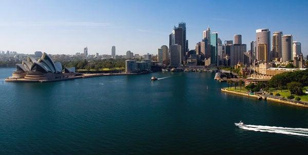 Сидней австралия фото из австралии