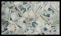 рюкзак денег / Иран