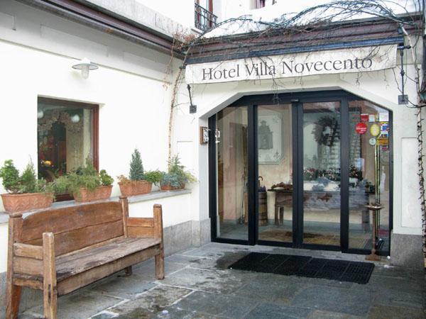 Villa Novecento - обновлённая старинная вилла / Фото из Италии