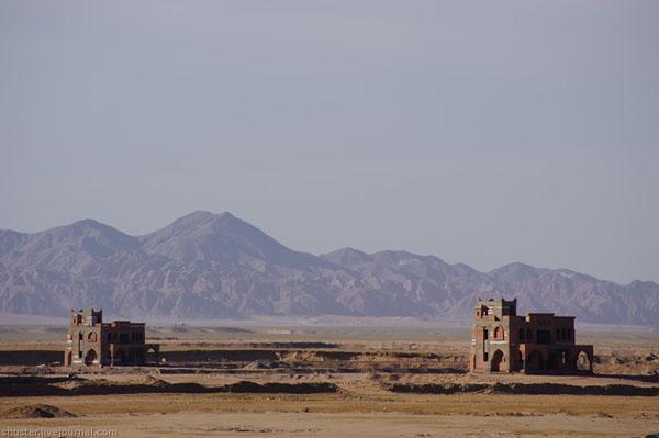 Одинокие новые виллы, Эль-Гуна / Фото из Египта