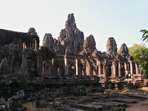 Храм Байон / Фото из Камбоджи