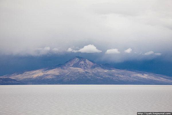 Солончак Уюни, Боливия / Фото из Боливии