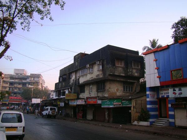 Первые впечатления от Мумбаи - неоднозначны / Фото из Индии